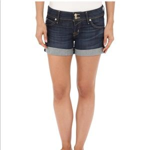 Hudson Jeans Croxley Short in Stella Size 26